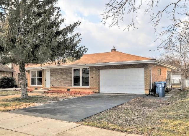1100 E 159th Place, South Holland, IL 60473 (MLS #09882728) :: The Jacobs Group