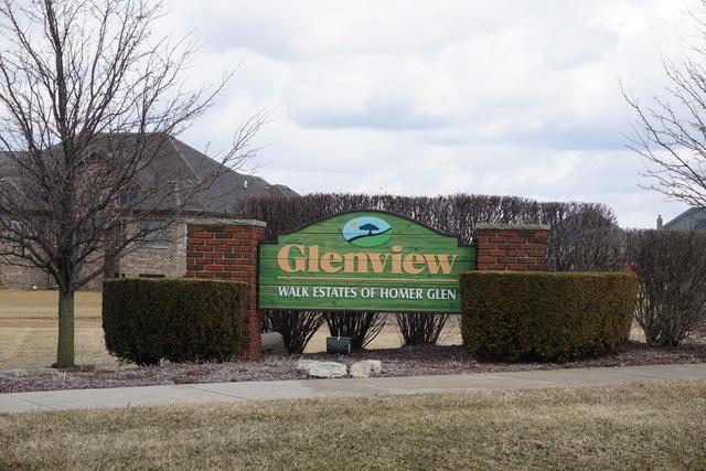lot 14 James Lane, Homer Glen, IL 60491 (MLS #09883055) :: Domain Realty