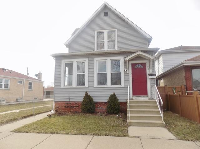 5214 S Lawndale Avenue, Chicago, IL 60632 (MLS #09883153) :: The Jacobs Group