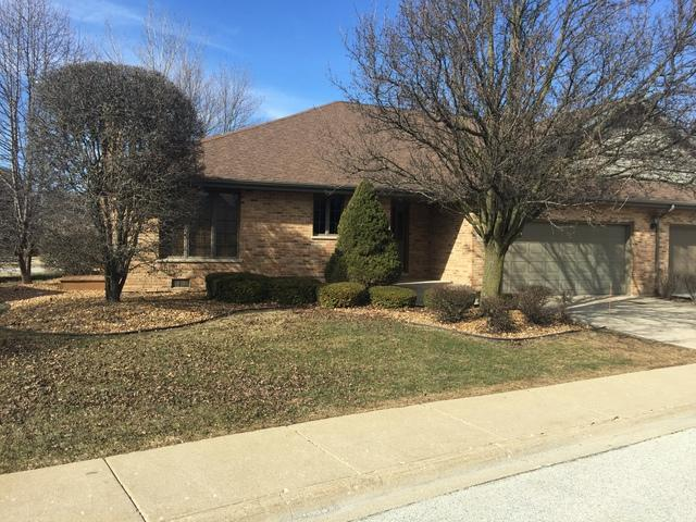 9310 Fox Run Circle 29A, Frankfort, IL 60423 (MLS #09883171) :: The Jacobs Group