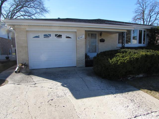 8541 W Roseview Drive, Niles, IL 60714 (MLS #09883199) :: The Jacobs Group