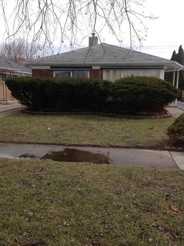 15123 Cottage Grove Avenue, Dolton, IL 60419 (MLS #09883352) :: Domain Realty