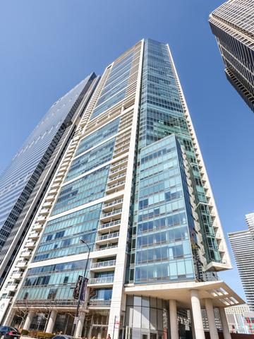 340 E Randolph Street #2601, Chicago, IL 60601 (MLS #09883367) :: Berkshire Hathaway Koenig Rubloff - Carroll Real Estate Group