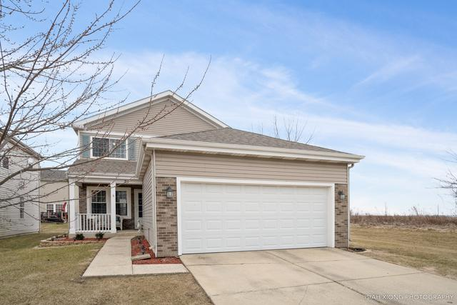 25 Christian Court, Oswego, IL 60543 (MLS #09883418) :: The Jacobs Group