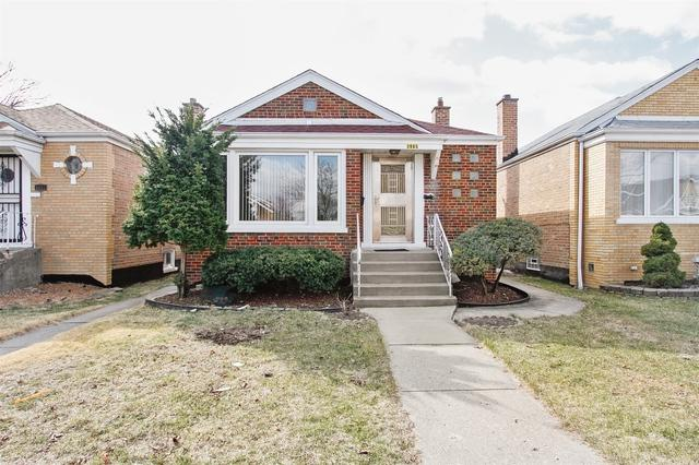 3905 W 58th Street, Chicago, IL 60629 (MLS #09883473) :: The Jacobs Group