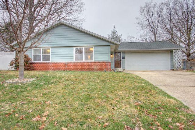 2016 E Vermont Avenue, Urbana, IL 61802 (MLS #09883479) :: Ryan Dallas Real Estate