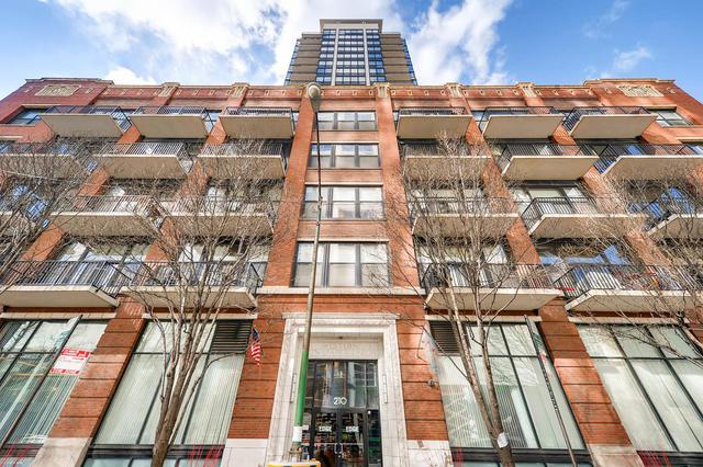 210 S Desplaines Street #1702, Chicago, IL 60661 (MLS #09883528) :: Property Consultants Realty