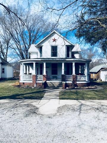 708 E Walnut Street, VILLA GROVE, IL 61956 (MLS #09883570) :: Ryan Dallas Real Estate