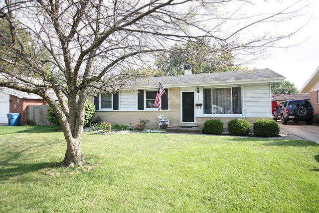 5225 Pleasant Lane, Crestwood, IL 60418 (MLS #09883589) :: The Jacobs Group