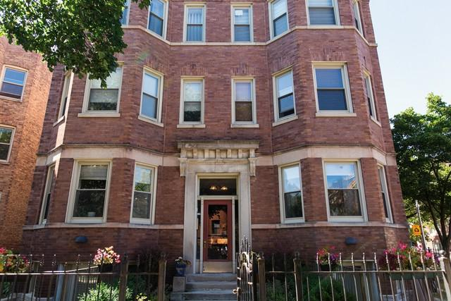 4452 N Dover Street 3S, Chicago, IL 60640 (MLS #09883694) :: The Jacobs Group