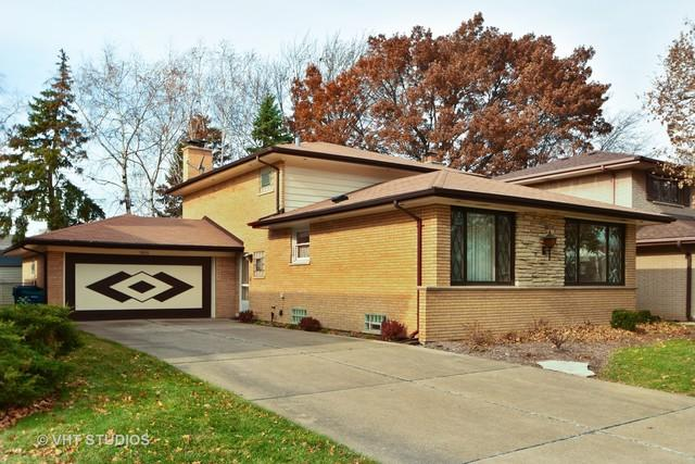 9050 S Richmond Avenue, Evergreen Park, IL 60805 (MLS #09883845) :: The Jacobs Group