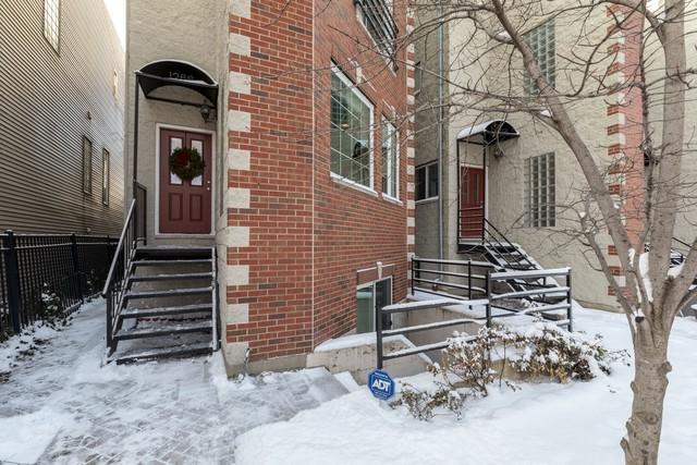 1266 N Wood Street #1, Chicago, IL 60622 (MLS #09883855) :: Berkshire Hathaway Koenig Rubloff - Carroll Real Estate Group