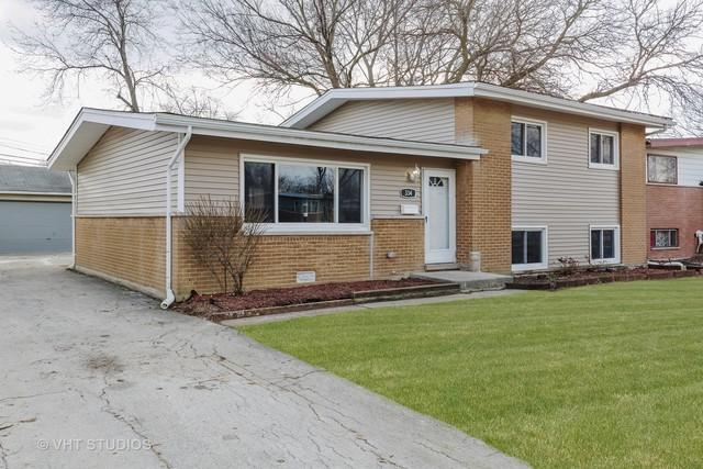 334 Sandra Lane, Chicago Heights, IL 60411 (MLS #09883909) :: The Jacobs Group