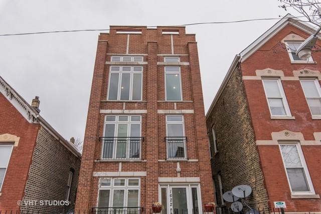 1622 W Beach Avenue #2, Chicago, IL 60622 (MLS #09883941) :: Berkshire Hathaway Koenig Rubloff - Carroll Real Estate Group