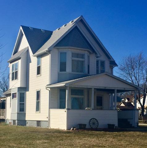 432 S Taft Street, Paxton, IL 60957 (MLS #09884115) :: Littlefield Group