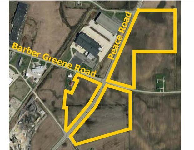 7Parcels Peace Road, Dekalb, IL 60115 (MLS #09884182) :: The Jacobs Group