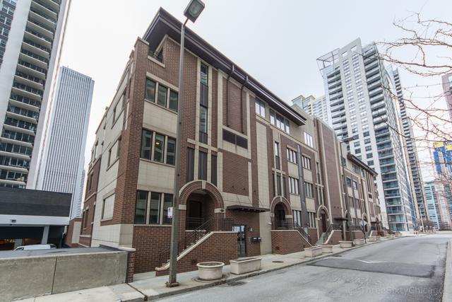 174 N Harbor Drive, Chicago, IL 60601 (MLS #09884194) :: Berkshire Hathaway Koenig Rubloff - Carroll Real Estate Group