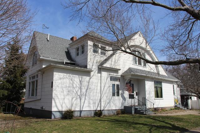 101 N Pine Street, VILLA GROVE, IL 61956 (MLS #09884283) :: Ryan Dallas Real Estate