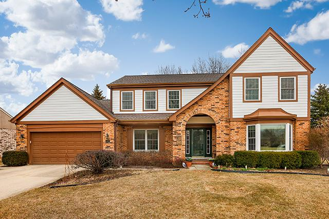 1208 Amy Lane, Libertyville, IL 60048 (MLS #09884454) :: Lewke Partners