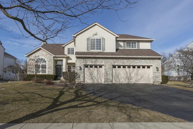 1384 Kettering Road, Mundelein, IL 60060 (MLS #09884501) :: The Dena Furlow Team - Keller Williams Realty