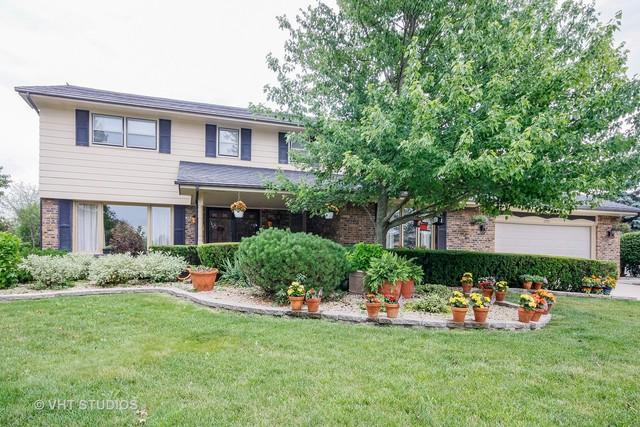 13513 Deerpath Drive, Orland Park, IL 60462 (MLS #09884502) :: Lewke Partners