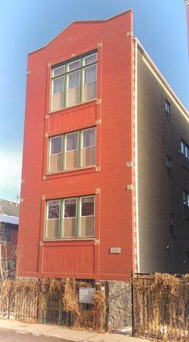 1267 N Honore Street #2, Chicago, IL 60622 (MLS #09884619) :: Berkshire Hathaway Koenig Rubloff - Carroll Real Estate Group