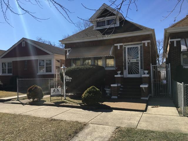 8412 S Carpenter Street, Chicago, IL 60620 (MLS #09884636) :: The Jacobs Group