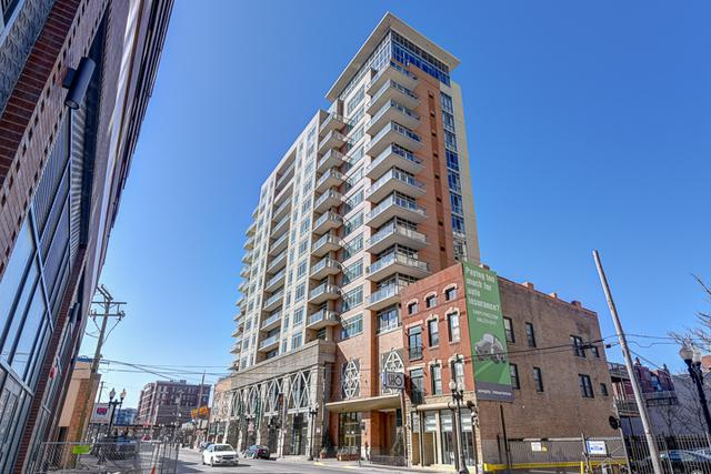 230 W Division Street #1501, Chicago, IL 60610 (MLS #09884650) :: Berkshire Hathaway Koenig Rubloff - Carroll Real Estate Group