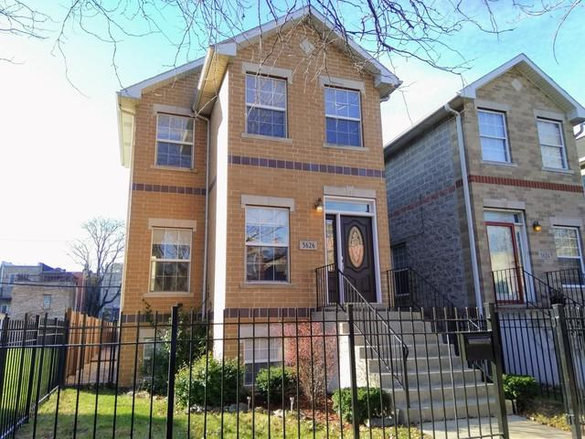 3626 S Giles Avenue, Chicago, IL 60653 (MLS #09884661) :: Domain Realty
