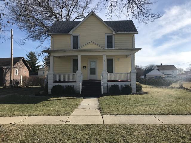 118 Congress Avenue, Rantoul, IL 61866 (MLS #09884672) :: Ryan Dallas Real Estate