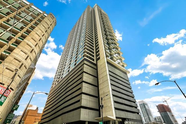 235 W Van Buren Street #2822, Chicago, IL 60607 (MLS #09884841) :: Berkshire Hathaway Koenig Rubloff - Carroll Real Estate Group
