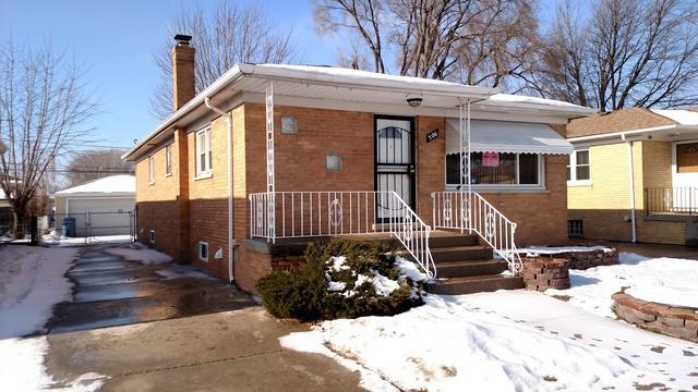 506 Buffalo Avenue, Calumet City, IL 60409 (MLS #09884863) :: Domain Realty