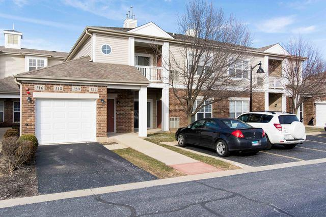 116 Clubhouse Lane #116, Oswego, IL 60543 (MLS #09884896) :: The Jacobs Group