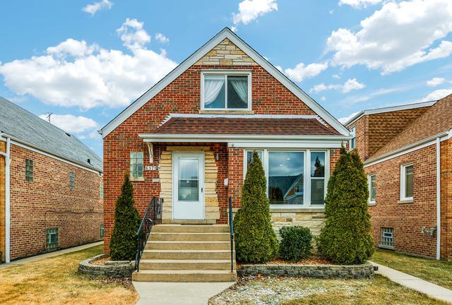 6971 W Wellington Avenue, Chicago, IL 60634 (MLS #09884936) :: Littlefield Group