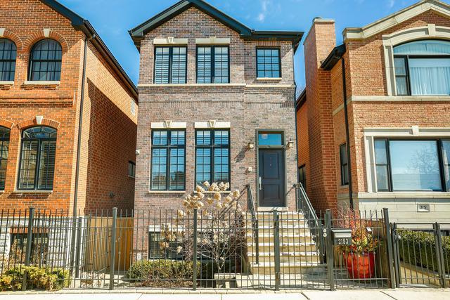 2153 N Oakley Avenue, Chicago, IL 60647 (MLS #09884940) :: Berkshire Hathaway Koenig Rubloff - Carroll Real Estate Group