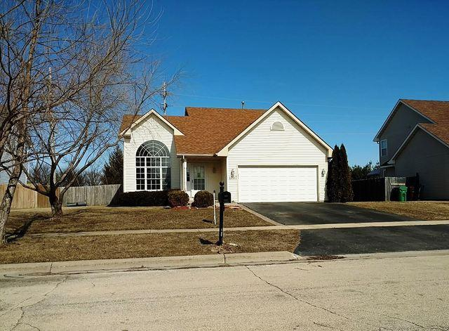 1007 Indian Dancer Trail, Belvidere, IL 61008 (MLS #09884998) :: Domain Realty