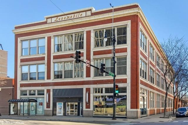 2000 S Michigan Avenue #106, Chicago, IL 60616 (MLS #09885063) :: Touchstone Group