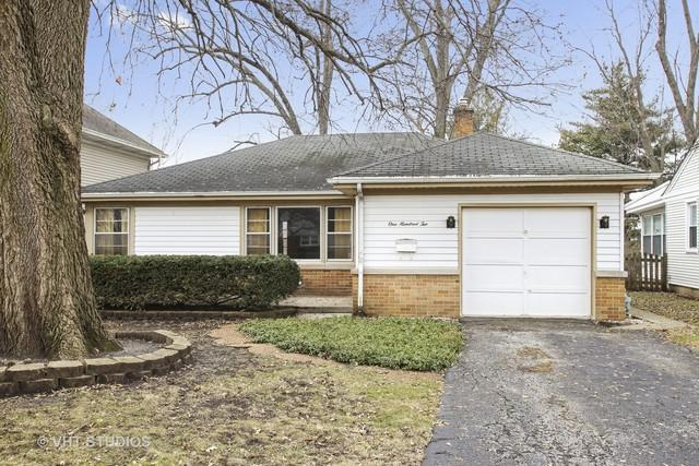 102 N Kenilworth Avenue, Mount Prospect, IL 60056 (MLS #09885066) :: The Jacobs Group