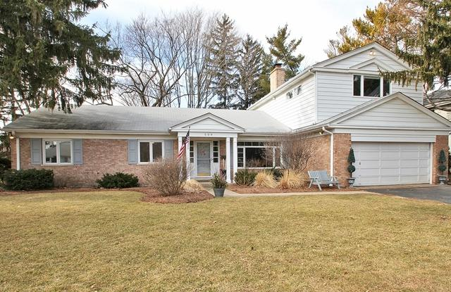 509 W Meadow Drive, Wilmette, IL 60091 (MLS #09885153) :: The Jacobs Group