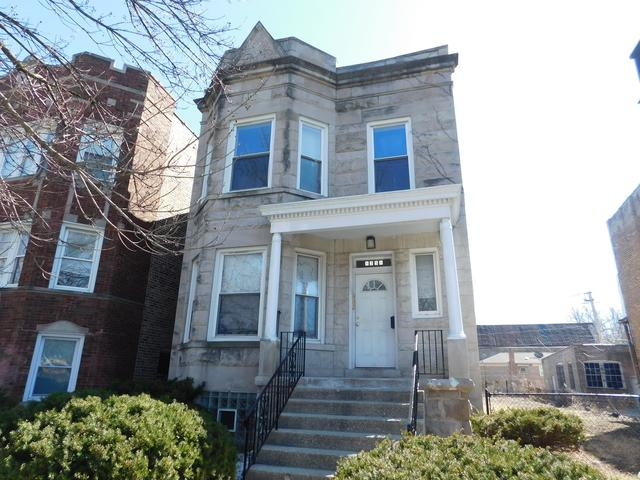 1351 W Garfield Boulevard, Chicago, IL 60636 (MLS #09885171) :: The Jacobs Group