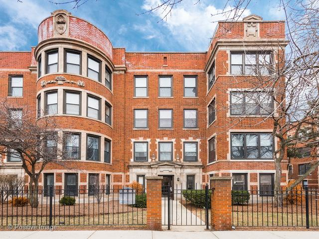 4117 N Sheridan Road G, Chicago, IL 60613 (MLS #09885277) :: The Jacobs Group