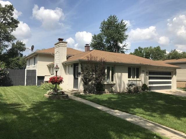 726 N Craig Place, Addison, IL 60101 (MLS #09885336) :: The Jacobs Group