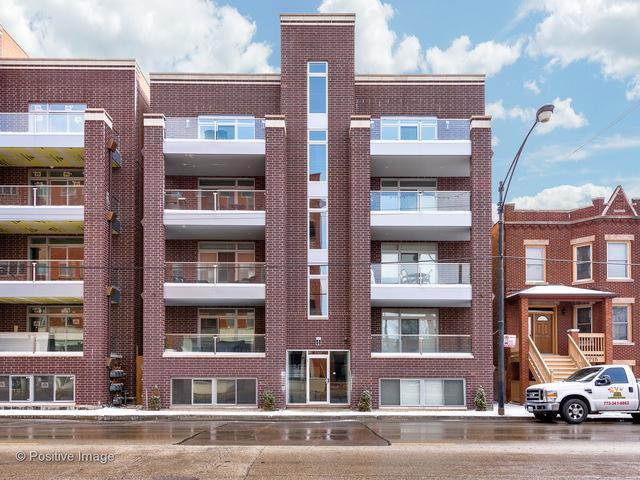 2707 W Belmont Avenue 1E, Chicago, IL 60618 (MLS #09885367) :: The Jacobs Group
