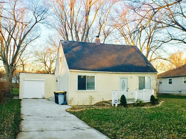 17808 Locust Street, Lansing, IL 60438 (MLS #09885398) :: The Jacobs Group