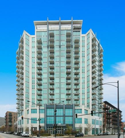 1600 S Indiana Avenue #1105, Chicago, IL 60616 (MLS #09885436) :: Littlefield Group