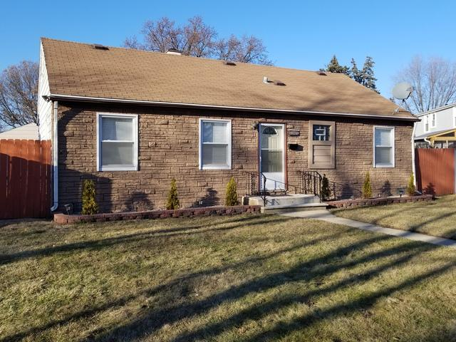10124 Nevada Avenue, Franklin Park, IL 60131 (MLS #09885440) :: The Jacobs Group