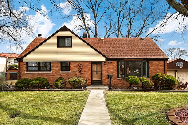 2405 Gustave Avenue, Melrose Park, IL 60164 (MLS #09885441) :: The Jacobs Group