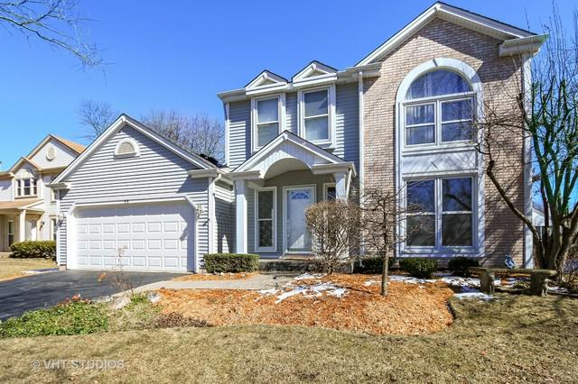 55 N Fiore Parkway, Vernon Hills, IL 60061 (MLS #09885491) :: The Schwabe Group