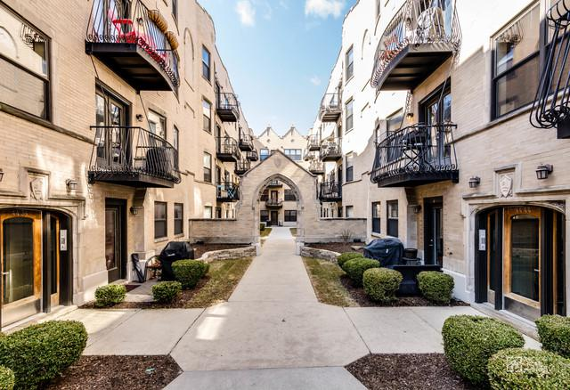 4444 N Damen Avenue 2W, Chicago, IL 60625 (MLS #09885493) :: The Jacobs Group