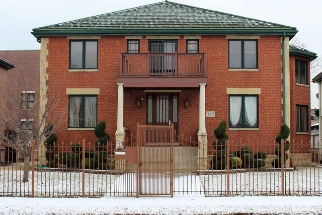827 E Oakwood Boulevard, Chicago, IL 60653 (MLS #09885542) :: The Jacobs Group